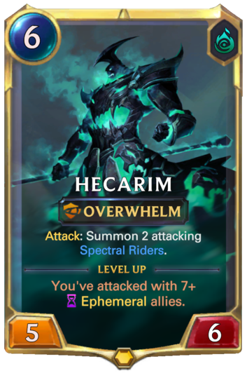 Hecarim Card
