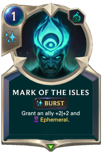 Mark of the Isles