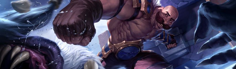 Braum Background
