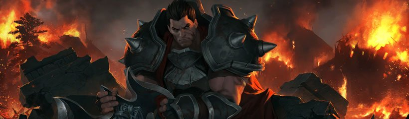 Darius Decks