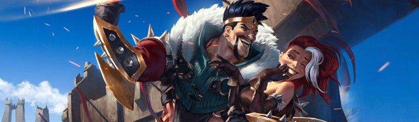 Draven Background