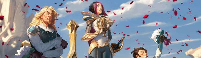 Fiora Background