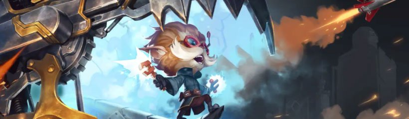 Heimerdinger Background