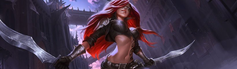 Katarina Background