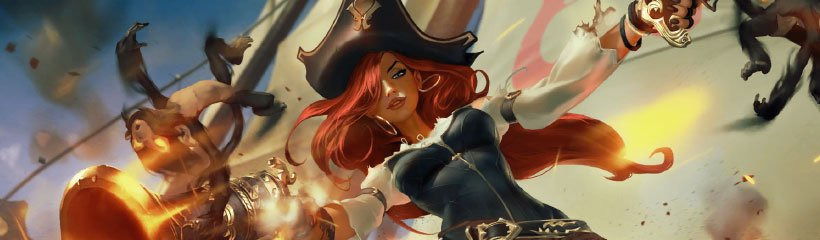 Miss Fortune Decks