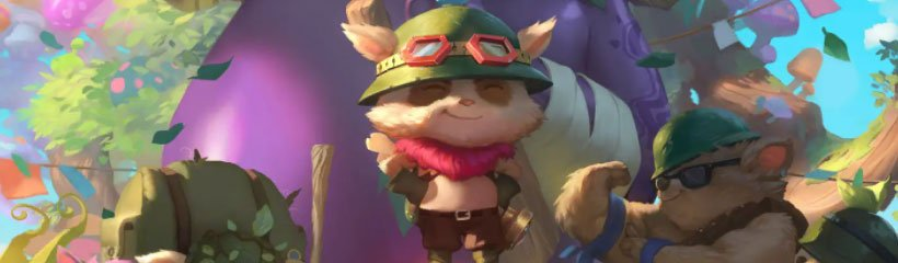 Teemo Background