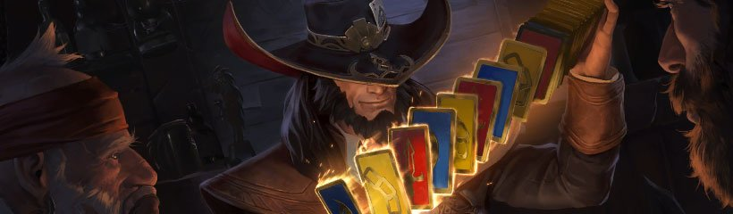 Twisted Fate Decks