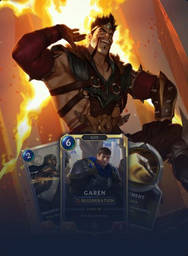 Legends of Runeterra Cards